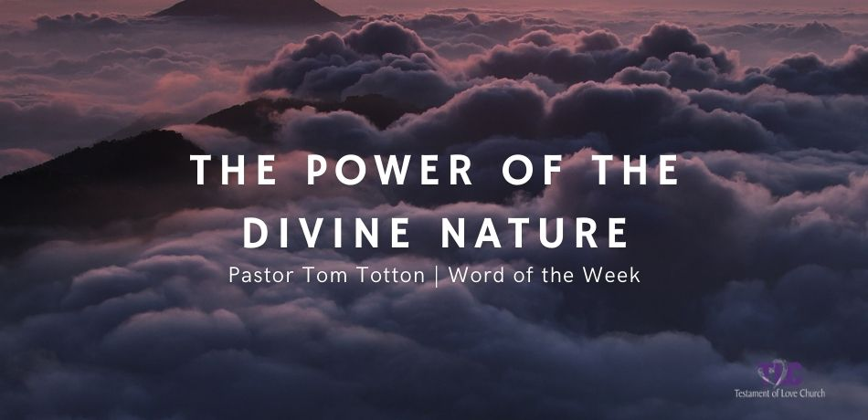 The Power of the Divine Nature